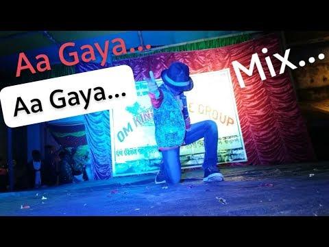 Aa Gaya  Aa Gaya Dil Chur Ane Main Aa Gaya // Orkestra Dance 2018