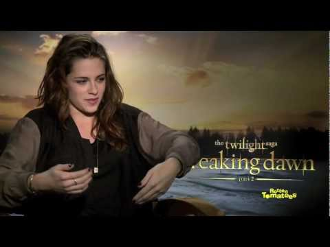 Kristen Stewart & Robert Pattinson on Cougars, Thongs, & Sex Scenes Travel Video