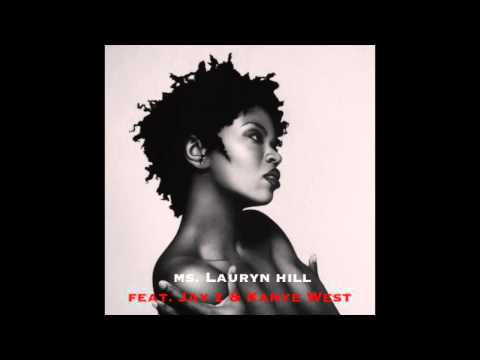 Lauryn Hill - lost one remix feat. Jay  Z & Kanye West