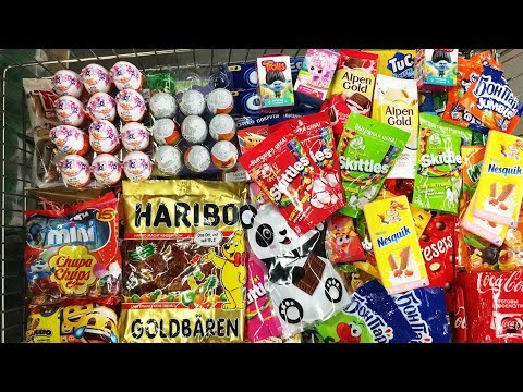 A Lot Of Candy 2018 NEW #85 Киндер...