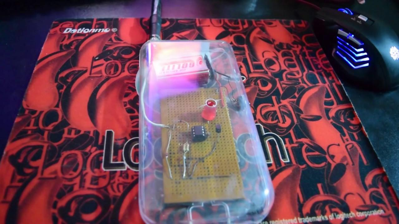 DIY Bug Detector - YouTube