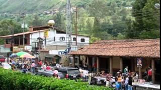 TURISMO VENEZUELA TRUJILLO CONTICINIO INSTRUMENTAL LOS IMPERIALS