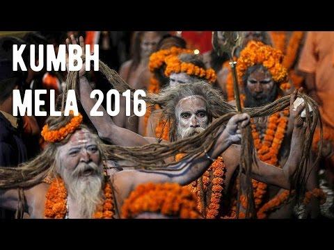 Maha Kumbh Mela 2016 - World's Largest Festival | Ujjain, India Travel Vlog