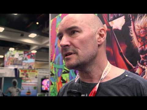 Grant Morrison talks the future of Heavy Metal and Tofu Batman