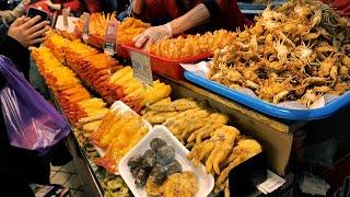 Обязательно посетить, когда вы едете в Канвон за едой | Корейская уличная еда