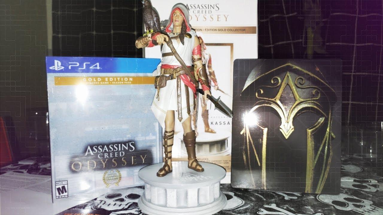 assassins creed odyssey omega edition gamestop