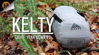 Kelty Lightyear Down 20 Sleeping Bag Review