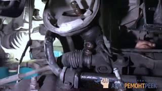 Ремонт рулевой рейки Dodge Caliber - [Отчет]