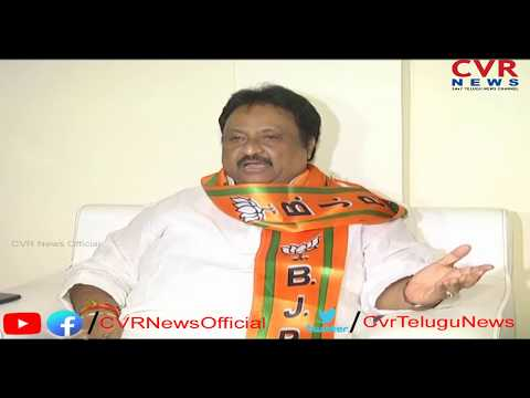Jithender Reddy Speaks to Media after joining in BJP Party | CVR News
