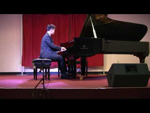 Star Ni - Prelude from English Suite No. 2 - Bach