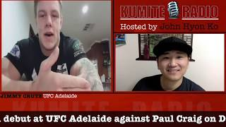[UFC] Jimmy Crute On Upcoming Debut Against Paul Craig, Career Moves, Mentality & More