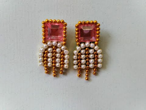 Simple Hand Made Earrings thumbnail