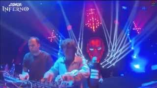 Noisia - Live @ Pirate Station Inferno 2014 SPB