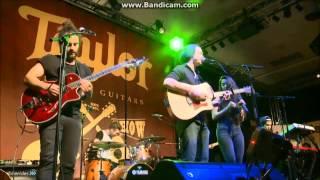 Alex & Sierra - Broken Frame @ Winter NAMM 2015 - Taylor Guitars