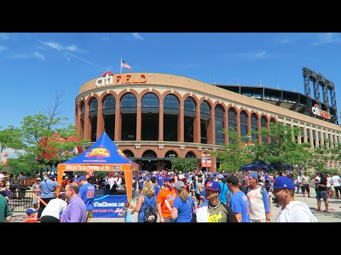 VLOG #62 NYC RUNNING METS AND US OPEN