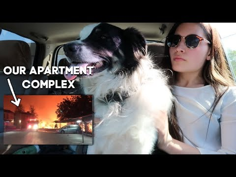 What happened during the Woolsey Fire | Our evacuation story