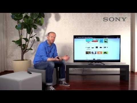 SONY BRAVIA TV - 8 SmartTV, Internet, HbbTV, SEN,...