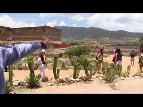 Միտլա Օահակա Մեքսիկա , Древний город Митла Оахака Мексика , Pyramid  Mitla Oaxaca
