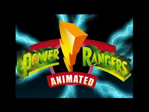 Power Rangers Animated Intro