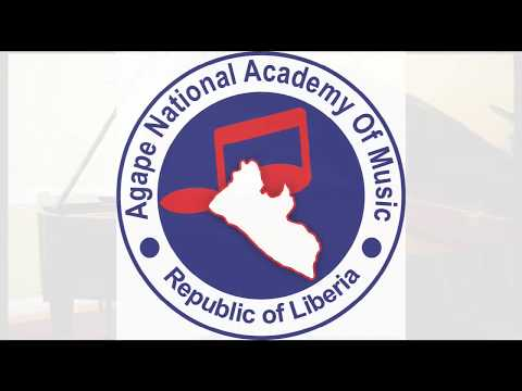 The Agape National Academy of Music Funding  Presentation Video