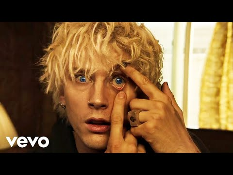 Machine Gun Kelly ft. Halsey - forget me too (Official Music Video)
