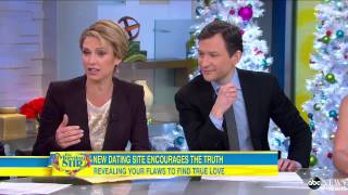 Truth in Dating? New Site Encourages Users to Expose Flaws