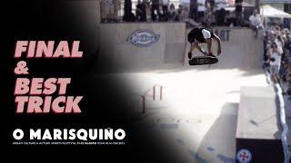 Final Skate Street O'Marisquiño 2017 // Aurelien Giraud, Ivan Monteiro, Matias Dell Olio