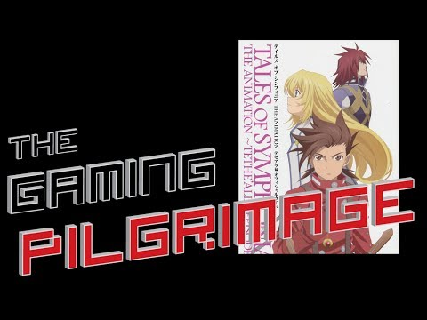 Tales of Symphonia The Animation Review
