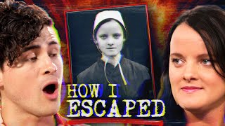 I spent a day with EX-AMISH (who escaped)