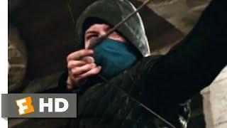 Robin Hood (2018) - Treasure Heist Scene (4/10) | Movieclips