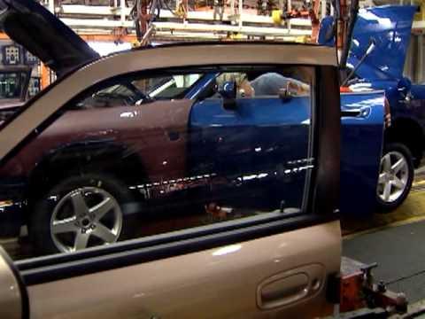 Chrysler Group LLC - Brampton Assembly Plant
