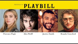 """This is Our Youth"" Feat. Florence Pugh, Justice Smith, Alex Wolff and Brando Crawford"