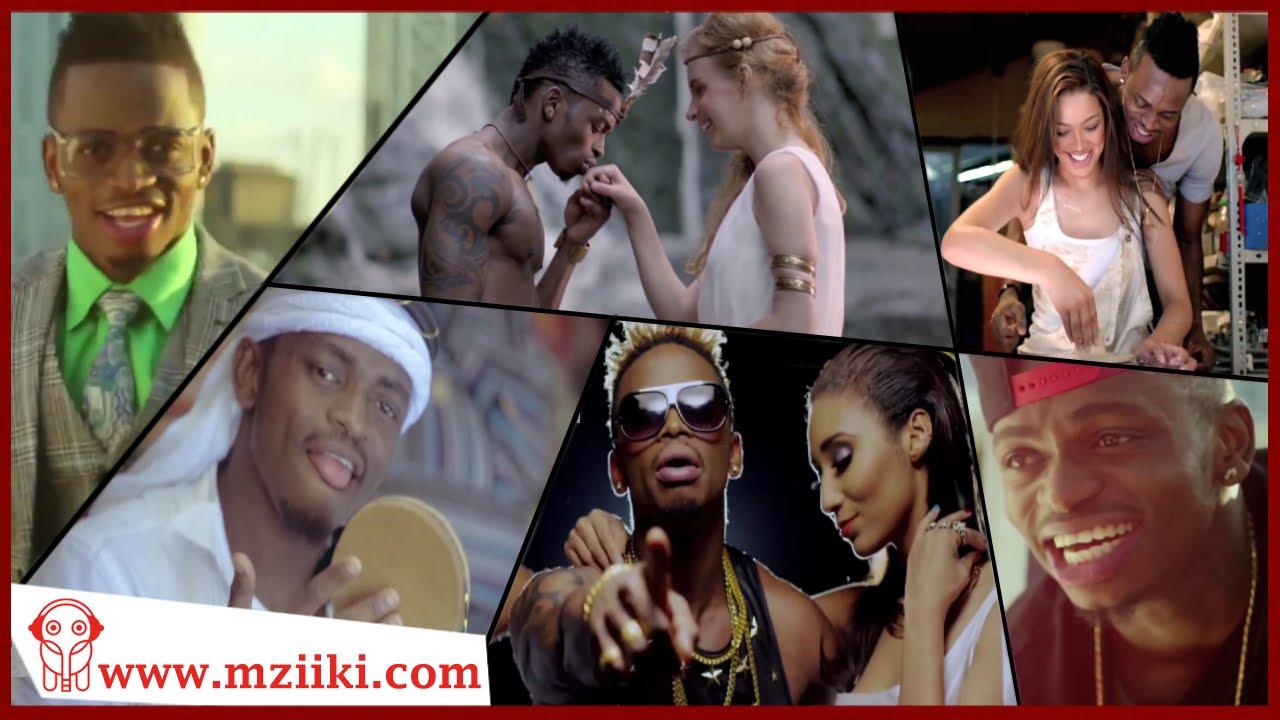 Diamond Platnumz Non-Stop Hit Songs   Video Jukebox