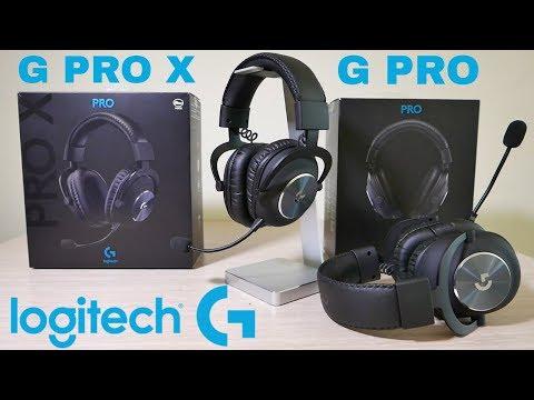 NEW Logitech G Pro X и G Pro. Помогли ли Blue?