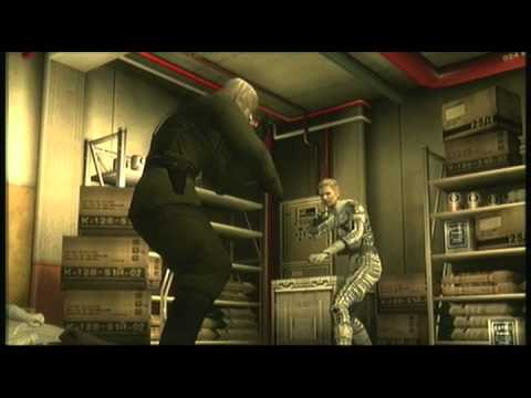 Metal Gear Solid 3 - Not So Perfect Disguise