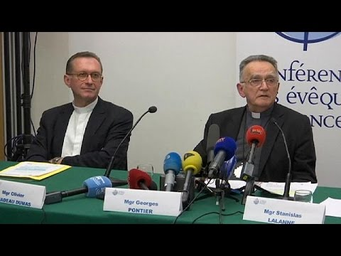 French Catholic Church announces new measures to deal with cases of paedophilia