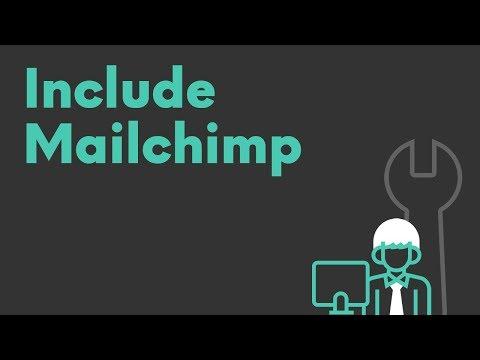Include Mailchimp in Shopify Theme Yanka thumbnail