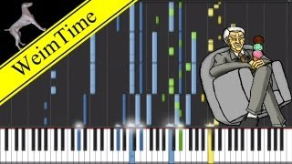 Second Heaven - Ryu ☆ -- Synthesia HD