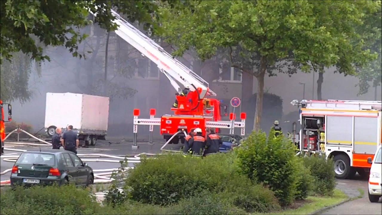 Feuer Hamburg