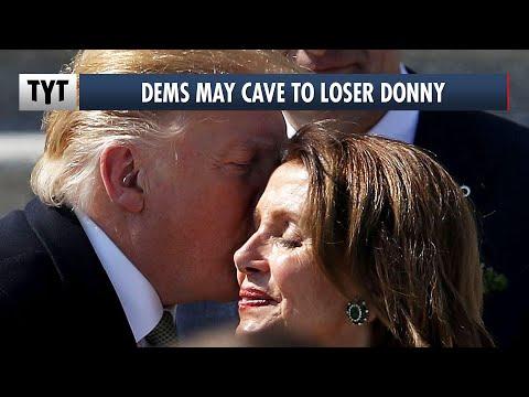 Loser Donny Still Beating The Feckless Democrats