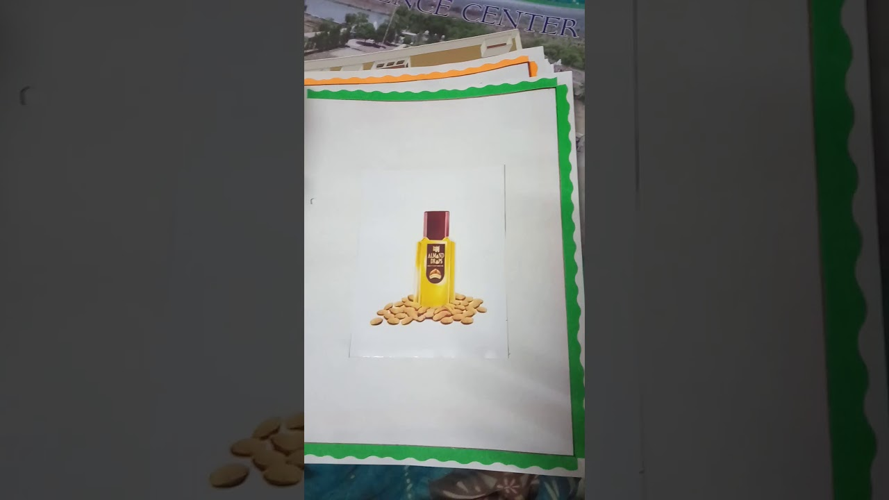 Marketing Management Project Class 12 On Hair Oil Youtube