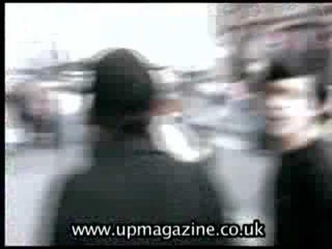 Horrors UK tour diary