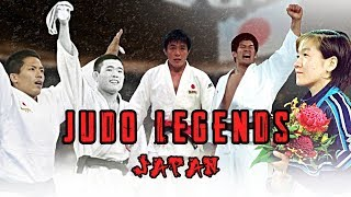 Legends of Judo: Japan