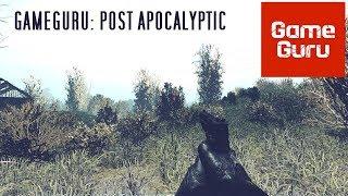 Gameguru: Post Apocalyptic Project / AI & Performance Test