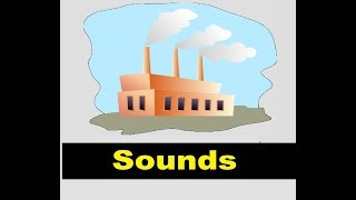 Factory Sound Effects All Sounds