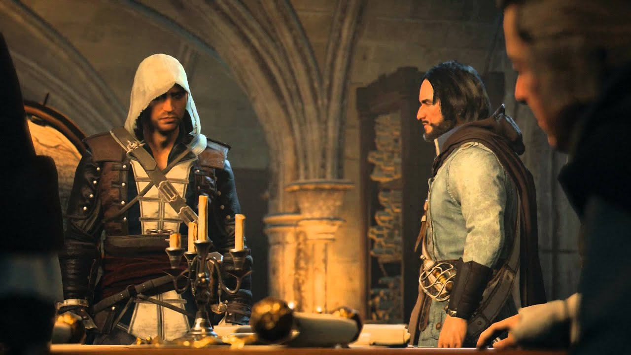 Assassin's Creed Unity - The Jacoben Club: Assassin's ...