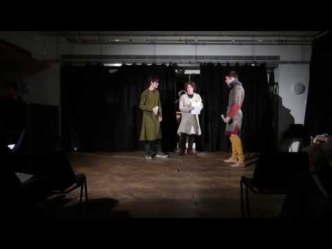 Raiding Lindisfarne (ASNaC Yule Play 2019)