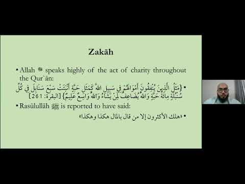 Al-Arba'in al-Nawawiyyah Hadith 3.10 || Shaykh Nafis
