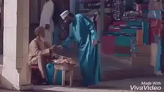 إني احب محمدا رسول الله (ص) ..نغمه روعه..