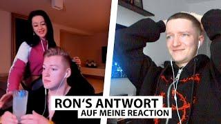 Justin reagiert auf Ron Bielecki's Klarstellung zur Reaction.. | Reaktion